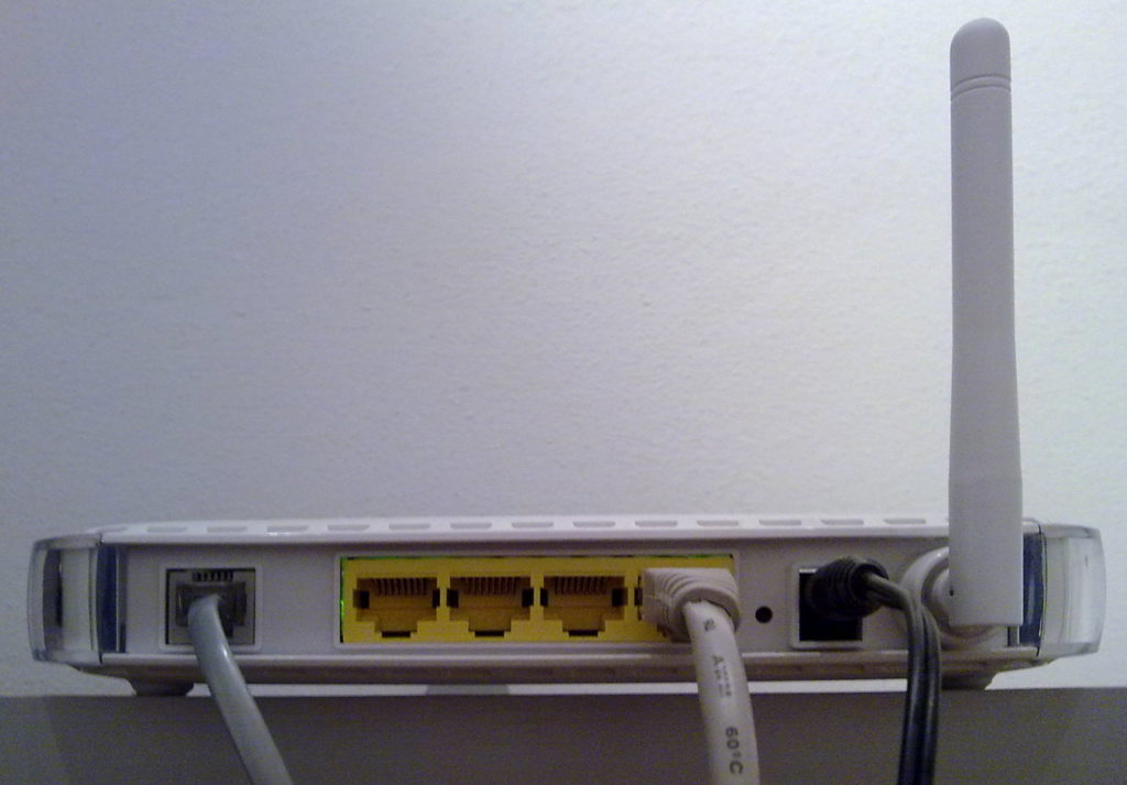 How to reset any router or modem?